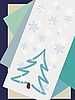 Vector clipart: winter