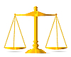 Vector clipart: Scales of Justice