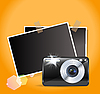 Vector clipart: camera