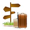 Vector clipart: travel concept