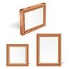 Vector clipart: photo frame