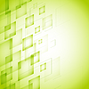 Vector clipart: abstract background with squares