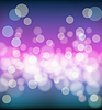 abstract purple and blue background with bokeh
