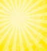 ID 5500017 | Abstract background with yellow rays | Klipart wektorowy | KLIPARTO