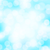 Vector clipart: Abstract aqua blue bokeh simple background with