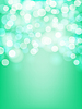 Vector clipart: green and aqua colors blurry vertical background