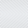 Vector clipart: abstract geometric white lines background