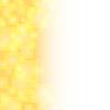 Векторный клипарт: абстрактный желтый фон с полетом прозрачным