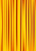 golden yellow silky curtain texture background.