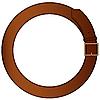 Векторный клипарт: круглый ремень