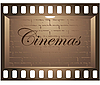Vector clipart: Cinema Board