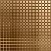 Mosaic of brown color | Stock Illustration