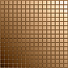 Vector clipart: Brown mosaic