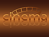 Vector clipart: Cinema film