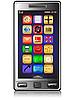 Векторный клипарт: Иконы и телефон