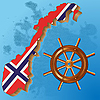 Vector clipart: Norway flag