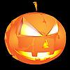 Vector clipart: Pumpkin