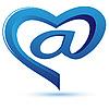 Векторный клипарт: Регистрация по электронной почте