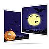 Vector clipart: Halloween pictures