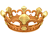 ID 3063042 | Gold crown | High resolution stock illustration | CLIPARTO