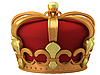 Gold crown | Stock Illustration