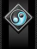 Vector clipart: symbol yin yang