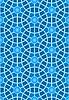 Векторный клипарт: бесшовный синий фон