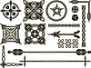 Celtic traditional design elements