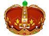 ID 3346263 | Königlichen goldenen Krone | Illustration mit hoher Auflösung | CLIPARTO