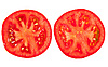 Photo 300 DPI: Tomato sliced