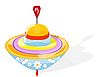 Vector clipart: Whirligig