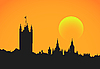 Vector clipart: London architecture