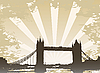 Vector clipart: London Tower