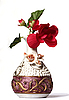Photo 300 DPI: flowers in vase