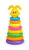 Photo 300 DPI: Children`s pyramid