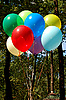 Colored air balloons | Stock Foto