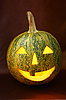 Halloween pumpkin | Stock Foto