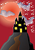Vector clipart: castle