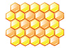 Honeycombs | Stock Vector Graphics
