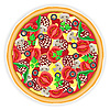 Pizza | Stock Vector Graphics