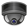 Vector clipart: video surveillance camera
