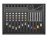 Vector clipart: panel console sound mixer