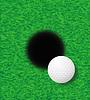 Vector clipart: golf ball