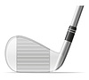 Vector clipart: golf club