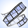 Vector clipart: Film strip