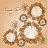 Floral background | Stock Vector Graphics