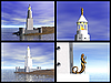 Photo 300 DPI: Lighthouse of Alexandria. 3D reconstructions