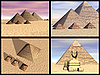 Great Pyramid of Giza. 3D | Stock Illustration