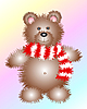 Vector clipart: Teddy bear