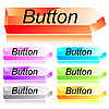 Vector clipart: glass buttons